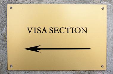 non-immigrant visa-one